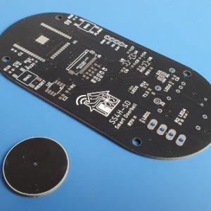 SS4H-SD PCB both